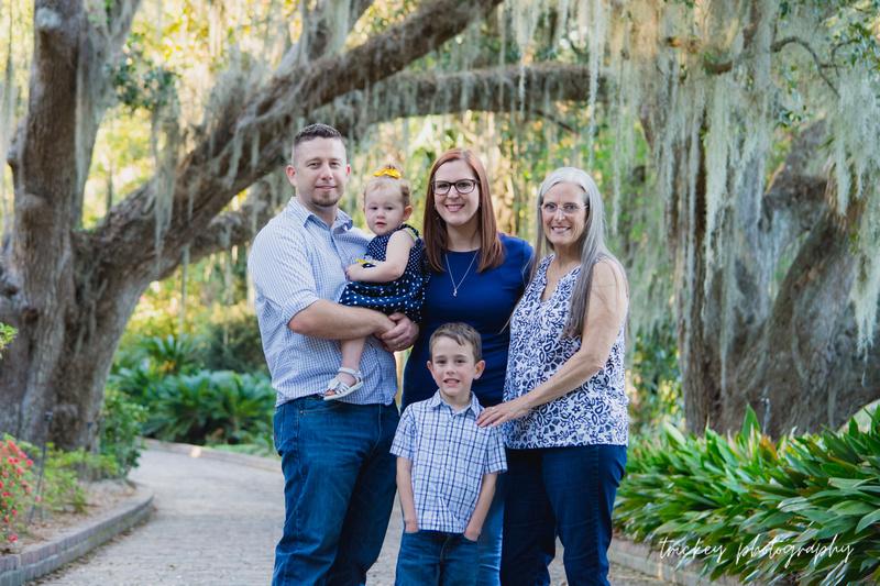Whitehurst Family   Spring 2017
