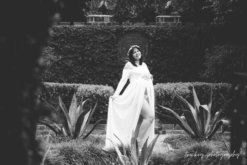 Sade | Maternity | Maclay Gardens !