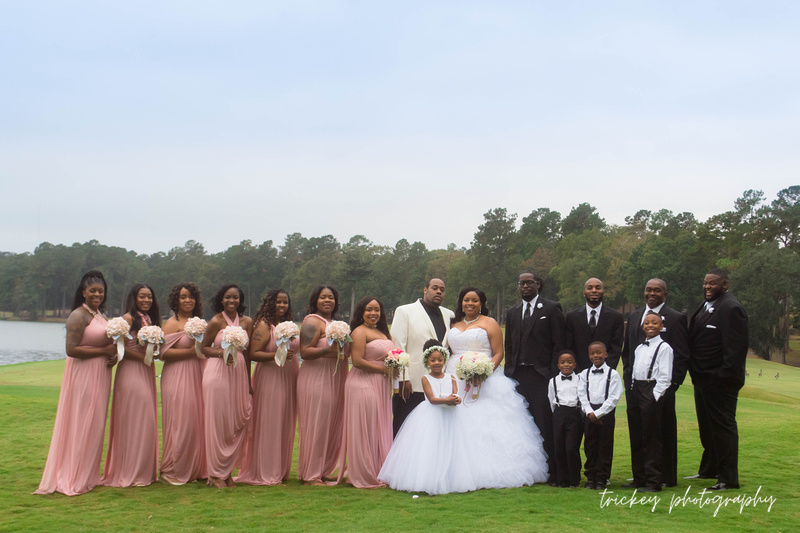 the BATTLE's | Wedding | Golden Eagle Country Club | Fall 2017