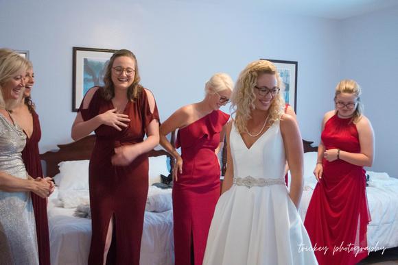 the DEPRIEST's | Wedding | Wakulla Springs Lodge | Winter 2017