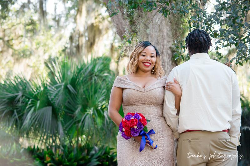 the BRYANT's   Wedding   Tallahassee   January 2018