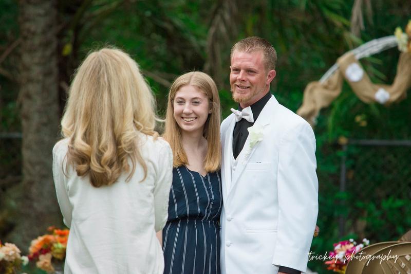 the THOMPSON's   Wedding   Bradenton   January 2018