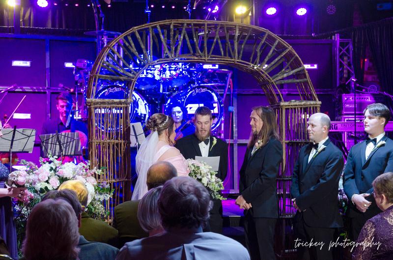 the BEARD's | Wedding | The Junction at Monroe | February 2018