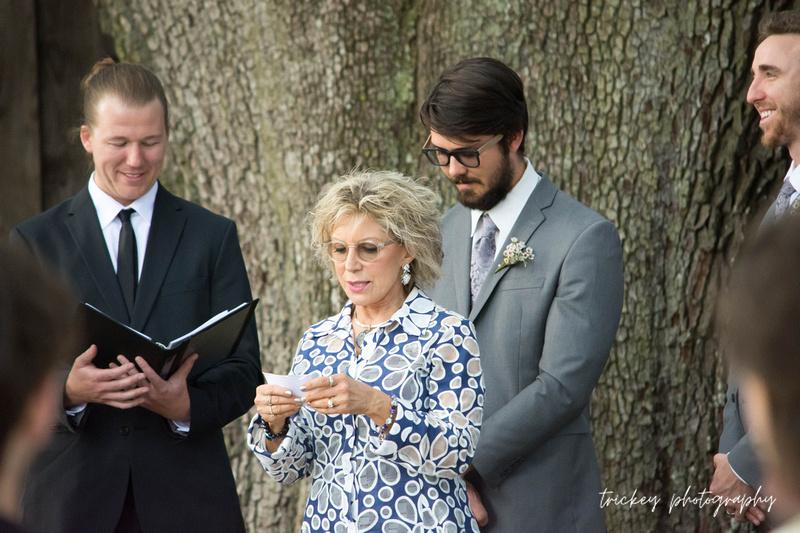 the SYKES' | Wedding | Gin Creek Vineyard | April 6th, 2018