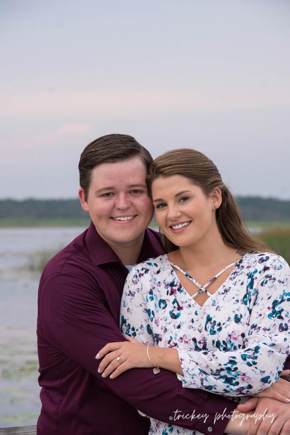 Chelsee & Ryan | Engagement | St. Mark's Lighthouse | June 2018