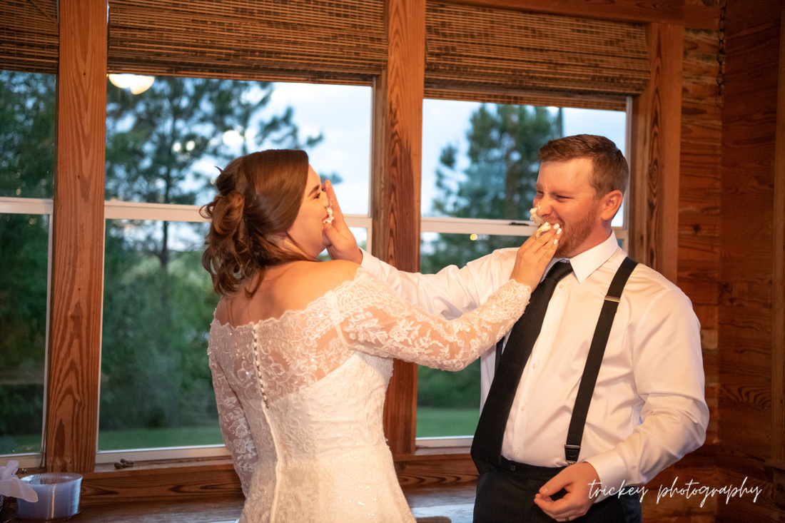 Cobb Wedding - Trickey Photography