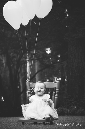 Carsyn   One Year Birthday   2016