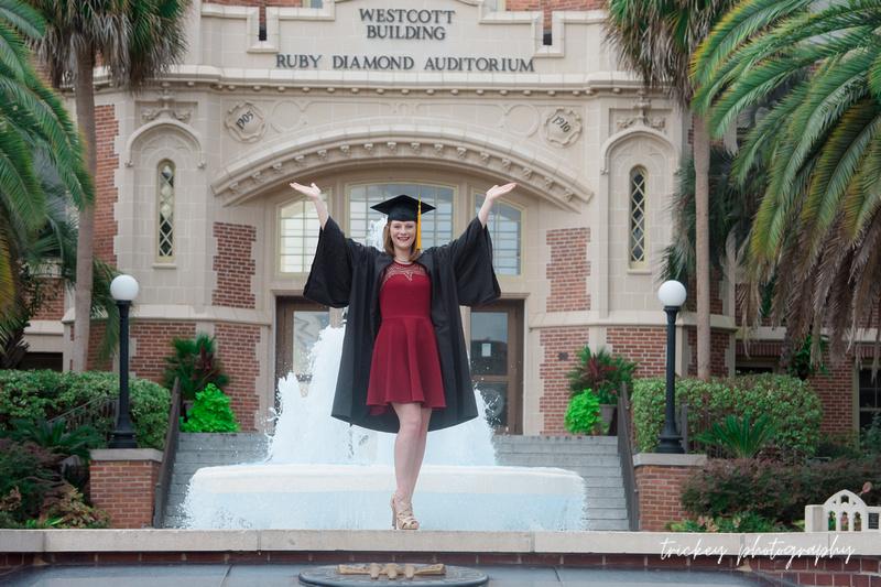 Tori | FSU | Graduation