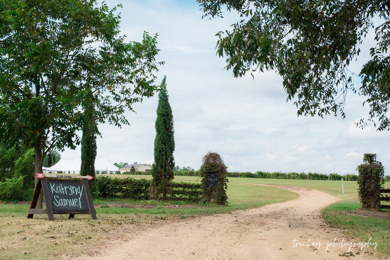 The CAREY's | Wedding | Gin Creek Vineyard | October 2017