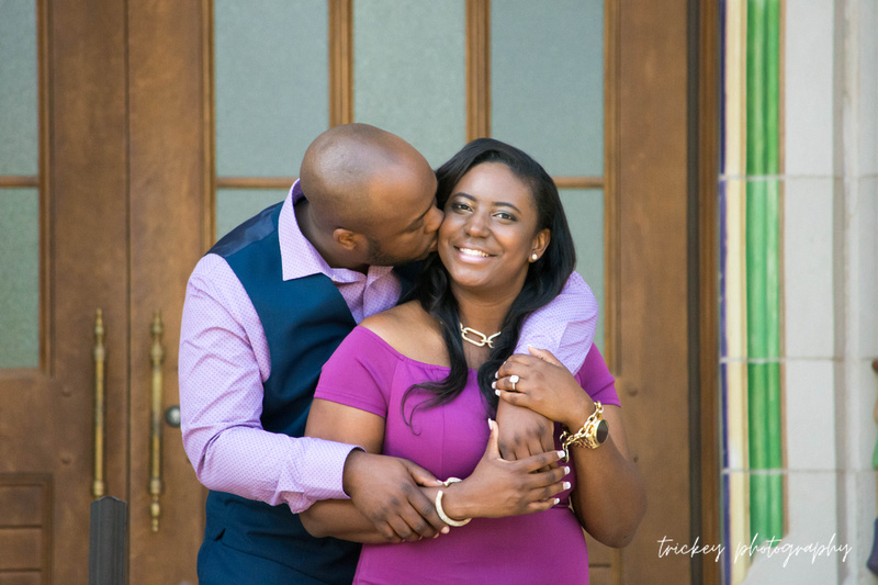 Kentrice & Kevin | Engagement | FSU Tallahassee | April 2018