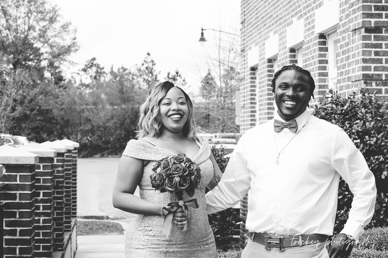 the BRYANT's | Wedding | Tallahassee | January 2018