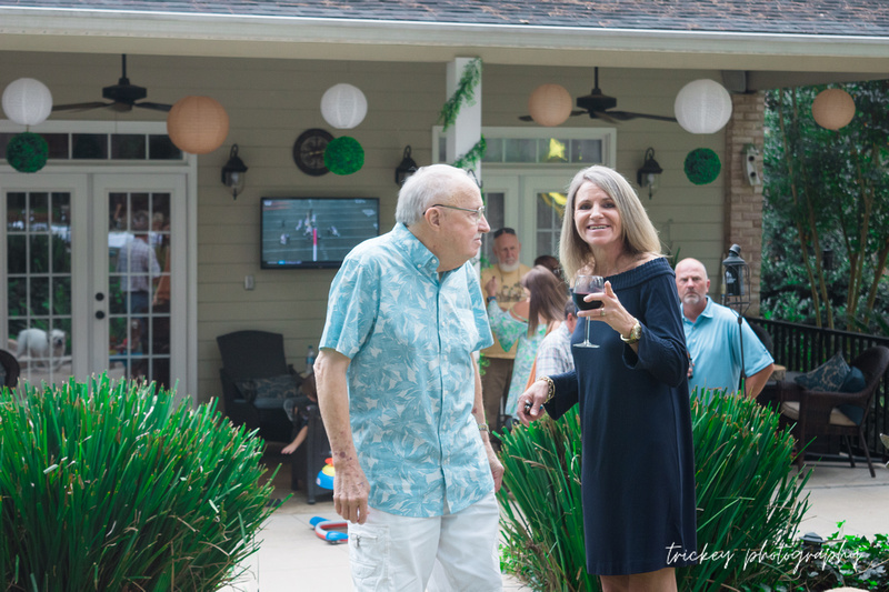 Krystine + Mason | Engagement Party | Tallahassee, FL | 2017
