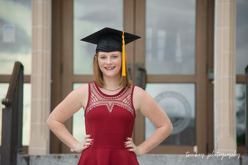 Tori   FSU   Graduation